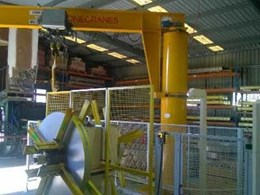 Konecranes helps steel manufacturer with 890km crane relocation