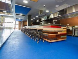 Vibrant floors meet aesthetic and operational demands at RCL Foods Durban