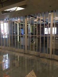 ATDC's commercial folding doors impress in retail shopfront market