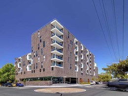 Independent living architecture uses Petersen bricks to set new benchmark