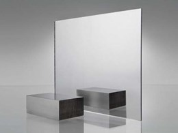 Unbreakable polycarbonate mirrors in standard and hard coat options