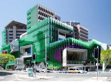 Multiple Award Winning Brisbane Hospital Features Symonite