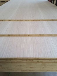 MAXI Plywood's Poplar Blockboard a better alternative to MDF and particleboard