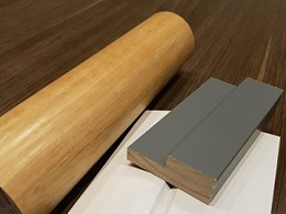 Intrim timber moulding now supplied prefinished in colour