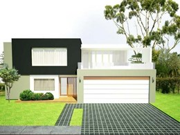 Melbournian 40 Eco Signature Reverse Living: Flipping floor plans for better views