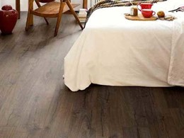 Quick-Step presents Impressive Ultra – a new generation of waterproof laminate floors