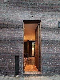 Home renovation features Krause Emperor bricks to fit Carlton's Victorian era streets