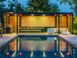 Integrating RGB LED lighting into your terrace covers and pergolas