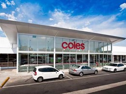 Radcrete waterproofs Coles Shopping Centre in Adelaide