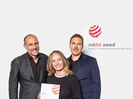 Red Dot award recognises ASSA ABLOY's strong brand communication