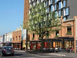 Efficiency delivered to Redfern student accommodation project