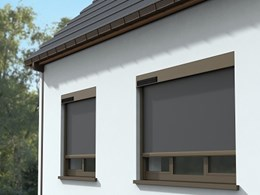 Retrofit Renson's new solar powered Fixscreen sunscreens