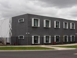 Residential living harmonised with industrial vibe at new Epping aged care facility