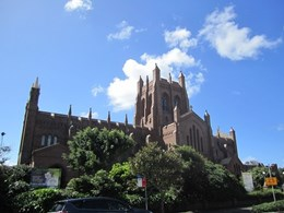 Newcastle's iconic Christ Church Cathedral waterproofed with Wolfin