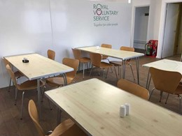 Altro floors and walls transform RVS Hertfordshire lunch club