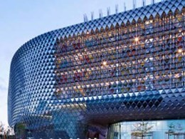 Fielders' steel formwork and roofing feature in multi-award winning SAHMRI project