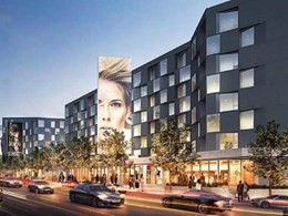 EZYJamb delivers modern look and clean lines to Sunset Boulevard development
