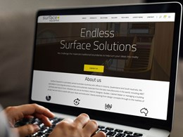 Surface Squared welcomes 2021 with new website, new branding