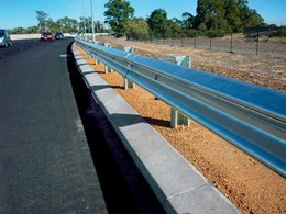 54km of safety barriers installed in billion-dollar WA Gateway Project
