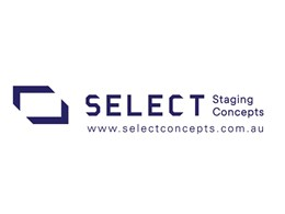 Presenting the new look Select Staging Concepts