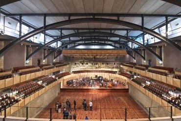 Sydney Grammar School Assembly Hall By Ptw Architects