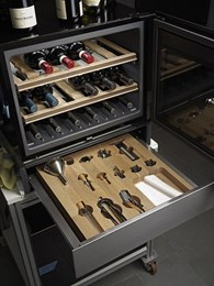 Smeg unveils new wine cellars