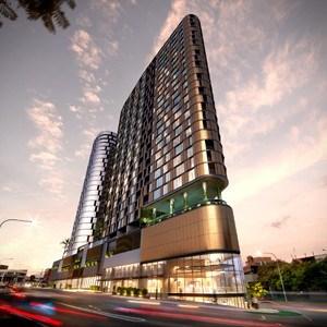Elenberg Fraser Designs Integrated Urban Resort For