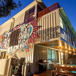 Shipping container mansion outperforms Queenslander and spec homes, says architect [Video]