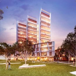 Zetland apartments continue spate of developments for Sydney's southern corridor