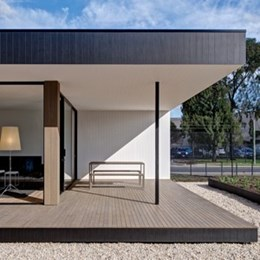 Global competition in prefabricated housing must be met by Australian Architects