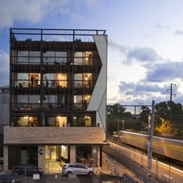 The Commons by Breathe Architecture wins Multi-density Residential category at 2014 Sustainability Awards