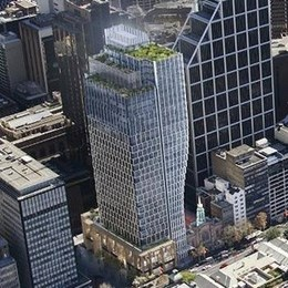 New Martin Place skyscraper by Hassell not to overshadow surrounding architecture