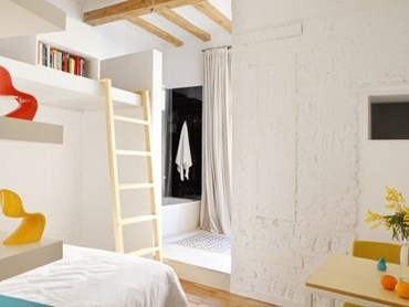 Life In Small Rooms 5 Micro Apartments And How They Fit It All Architecture Design