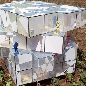Ads Architects Model New Wine Centre On The Rubik S Cube