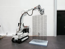 New robot revolutionises how concrete is formed and reinforced [Video]