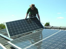 New Master Installer Program provides assurance of professional solar installs