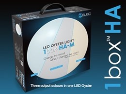 1BOX Technology now in LED Oyster Lights!