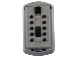 2-Key Capacity GE Supra S6 Keybox Available in GE Keysafes Range from Locks Galore