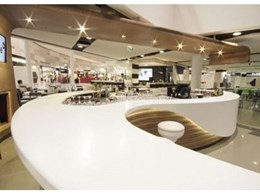 2010 Corian Design Awards Edition 1 – Commercial Category Winner announced by CASF Australia