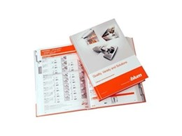 2011 catalogue and technical manual now available from Blum Australia