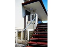 2M Durolift residential lifts available from Platform Lift Company