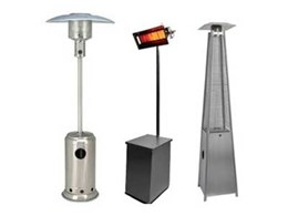 3 types of portable gas heaters for outdoors
