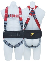 3M Protecta PRO fall protection full body harness upgraded for compliance and confidence