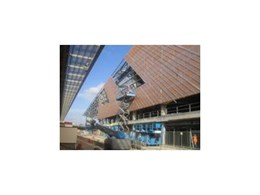 6-Star Melbourne Convention & Exhibition Centre Makes Time Savings with AIR-CELL