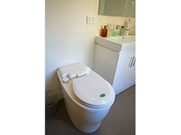 A true alternative to a septic systems - the Excelet Waterless Toilet