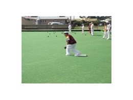 ACT Global Sports Australia's synthetic bowling green solution at Meningie Club