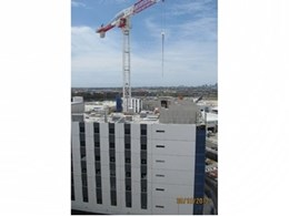 AFS LOGICWALL a success on Sydney International Airport Hotel project