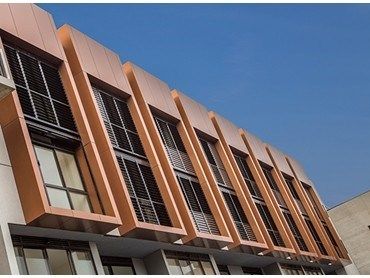 Alucobond Natural Surfaces Architecture And Design