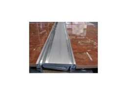 APF expansion joint available from Construction Specialties - C/S