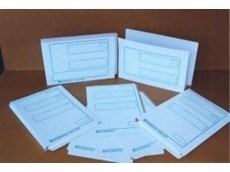 Abax Systems present the EnviroFile folder series